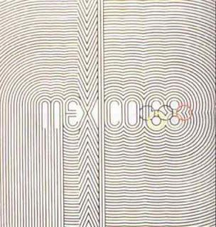 1968 Summer Olympic Opening Ceremony - Mexico City