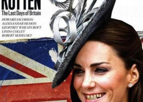 Kate Middleton in new Photoshop controversy over Marie Claire cover shot