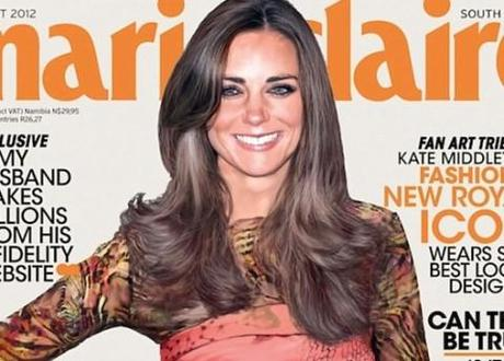 Duchess of Cambridge in new Photoshop controversy