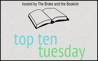Top Ten Tuesday: Books For People Who Like Bloodlines