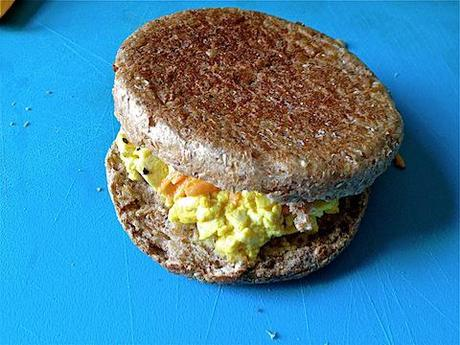vegan egg and cheese sandwich.JPG