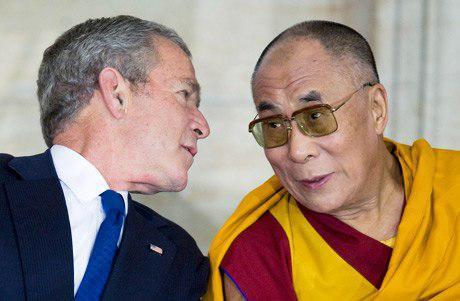 Dissing the Dalai Lama