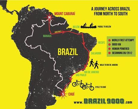 Expedition Focus: Brazil 9,000