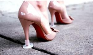 Heels Above: Heel Protectors For Your Stilettos
