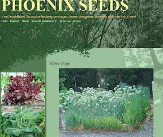 Phoenix Seeds Website