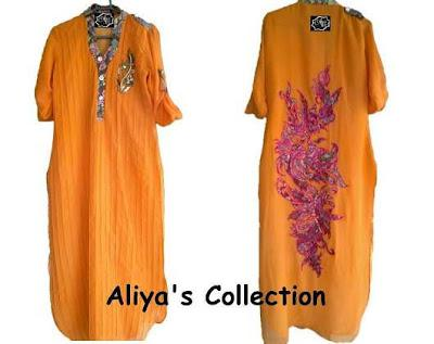 Party Wear Dresses 2012 by Aliyas