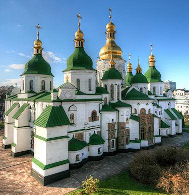 The seven wonders of ukraine
