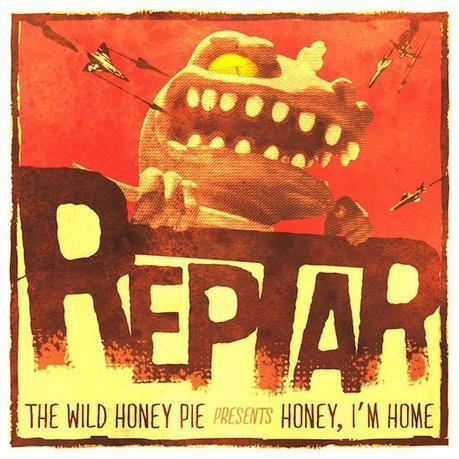 Reptar copy REPTAR INVADED OUR STUDIO [HONEY IM HOME]