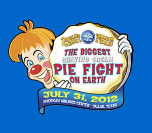 Help Break the World Record for the Largest Shaving Cream Pie Fight