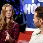 Video: Deborah Ann Woll Interviewed by Young Hollywood