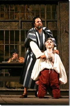 Review: The Merchant of Venice (First Folio Theatre)