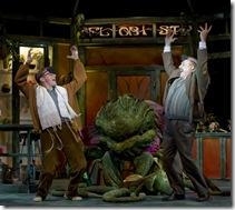 Review: Little Shop of Horrors (Theatre at the Center)