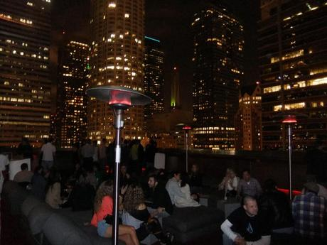 TRAVEL: Top of the Standard – Los Angeles, California