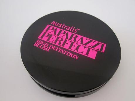 Review: Australis Paparazzi Perfect High Definition Blush