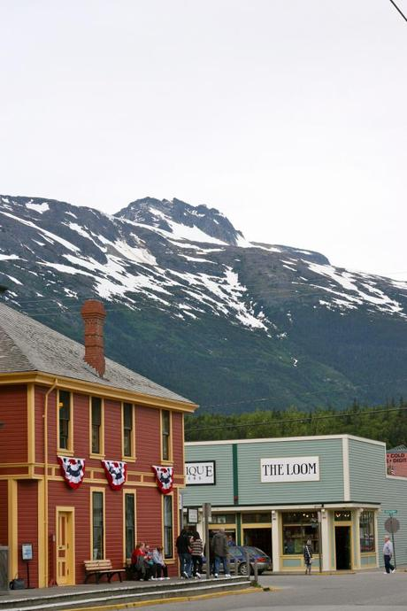 vacation recap: skagway, alaska {and giveaway winners}!