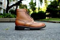A Boot To Bet On: Grenson Summer 2012 Fred Boot