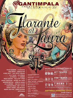 The show goes on for Gantimpala Theater with its 2012 Florante at Laura