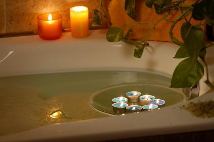 DIY Home Spa – Let the Pampering Commence