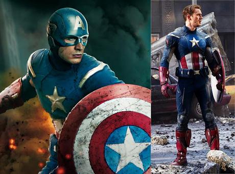 Fabulous Filmic Fashion Friday: The Avengers
