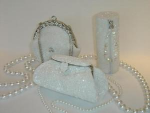 New Latest Bridal Hand Clutches For Girls 2012