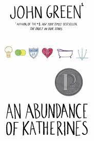 "Dumper or Dumpee: Review of John Green's ""An Abundance of Katherines"""