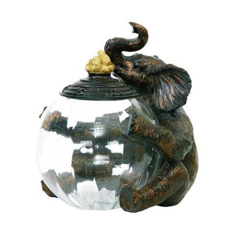 Elephant Jar Keeper