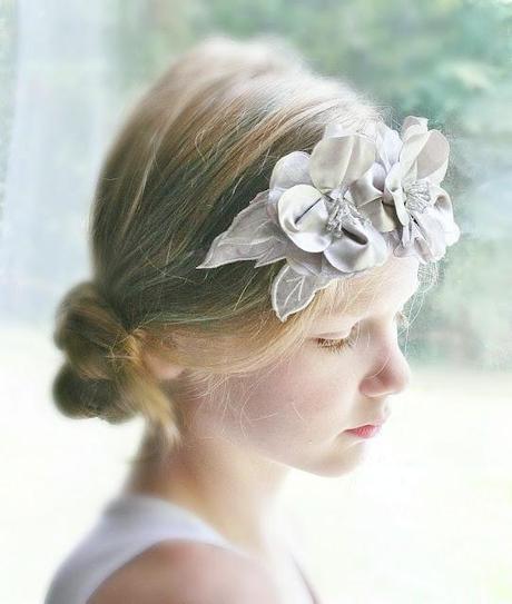 NEW Pretty Bridal Headpiece @ FancieStrands