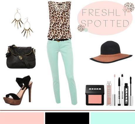 Leopard, Peppermint & Sale All Over…