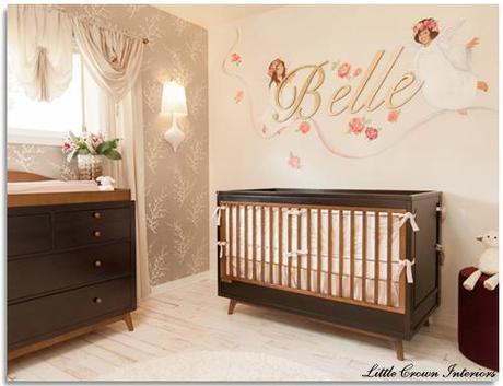 JR Martinez's Nursery for His Daughter Lauryn Anabelle