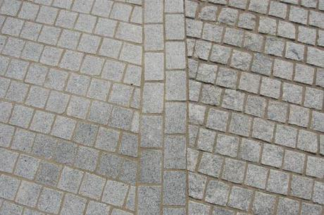 Jubilee Gardens, London - Paving Detail