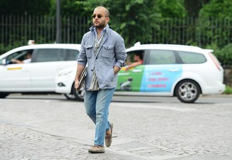 Some Casual Looks at Pitti