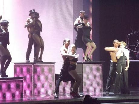 Music Review: MDNA Tour Birmingham NIA 2012