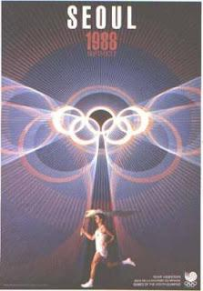 1988 Summer Olympic Opening Ceremony - Seoul