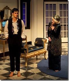 Review: The Vortex (Dead Writer's Theatre Collective)