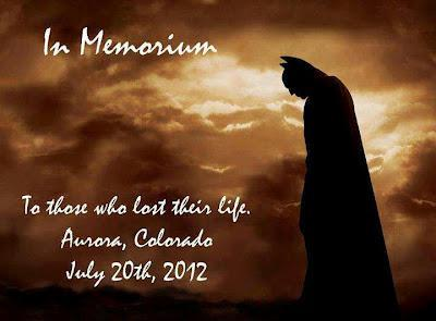 My reflections on the Colorado movie premiere shooting incident: a slippery slope, yet there is hope