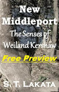 New Middleport: The Senses of Weiland Kershaw - CH 6, Free Preview