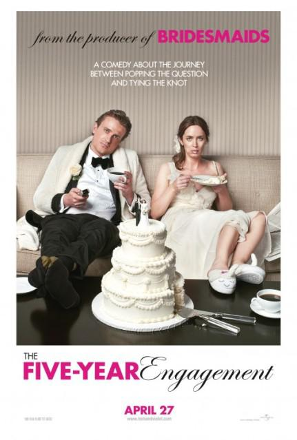 The Five-Year Engagement (2012) Review