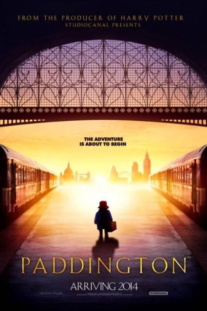 Paddington Bear (2014) Poster!
