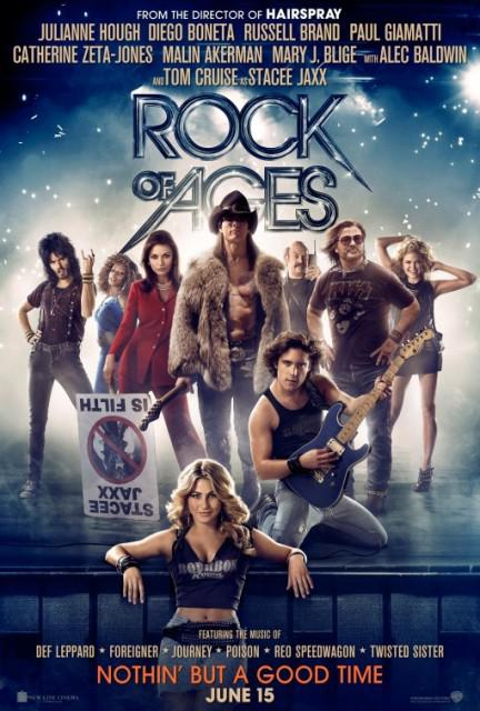 Rock of Ages (2012) Review
