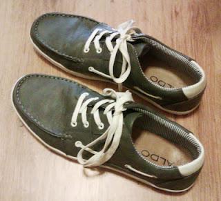 Finding Footwear... for Men