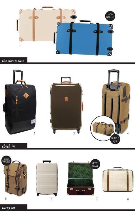 Luggage Round-up