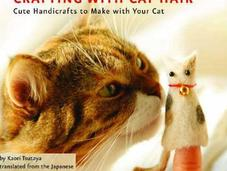 Hair Craft: Cute Kitschy Creations Made From Feline