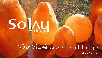 Himalayan Salt Lamps to Neutralize the Radiation In Your Homes