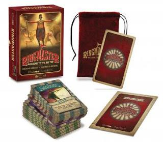 RingMaster: Welcome to the Big Top ~ An Exciting New Card Game for Fun with Family and Friends