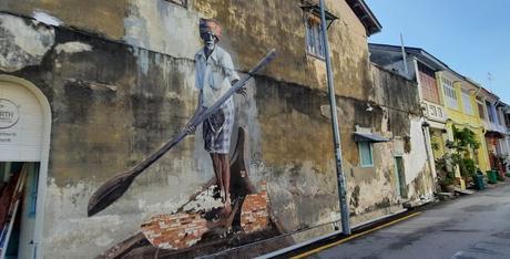 A Stroll Down Memory Lane in George Town, Penang