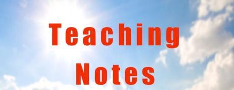 Teaching Notes: On Biblical Theology (Part 1)