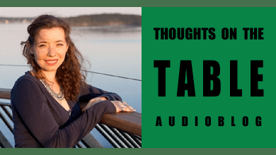 [Thoughts on the Table – 87] Introducing Eva from Electric Blue Food