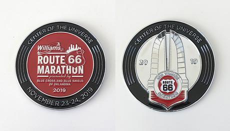 The 14th Williams Route 66 Marathon (OK)