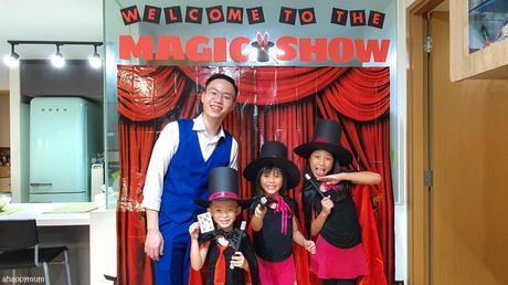 Abracadabra - It's a MAGIC Party!