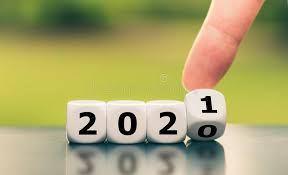 See ya, 2020; hello 2021!